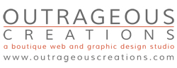 Outrageous Creations - Newmarket Website Design